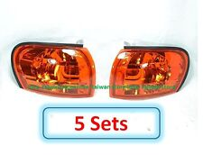 5 Sets (DHL) - for SUBARU IMPREZA GC8 CC8A 1995-2000 Corner Lights Lamps- Yellow