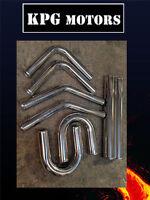 3.5 inch Universal ALUMINIUM PIPE/Bend Kit Custom Made Intercooler/Intake Piping