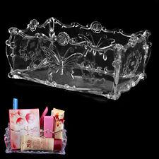 Storage Box Case Make-up Cosmetic Organizer Holder Acrylic Clear