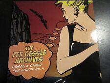 THE PER GESSLE ARCHIVES: Demos & Other Fun Stuff! Vol. 4 - 21-trk CD Album