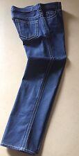 New $1240 Prada Mens Jeans Pants Blue 34 US ( 50 Eur ) Italy