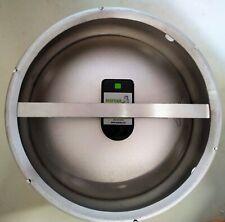 Spannblech Halter V2A für Sensor Mopeka