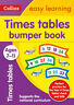 Times Tables Bumper Book Ages 7-11 (Collins Easy Learning KS2) (Collins Easy