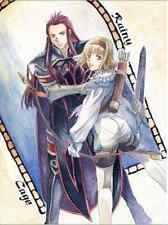 Rainy Cage | Tales of the Abyss Doujinshi | Asch x Natalia Lanvaldear