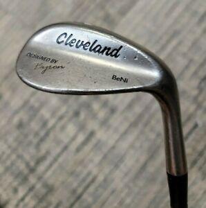 """RH Cleveland BeNi Designed by Byron Lob Wedge 60* 34.5"""" Golf Pride Grip"""