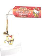 Sanrio Hello Kitty charm smart phone strap key chain Nagasaki castera Gotochi