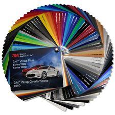 (21€/m²) 3M 1080 Car Wrap Autofolie Glanz & Matt 152cm x Laufmeter Folie