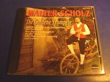 WALTER SCHOLZ  Die goldene Trompete / CONVOY CD