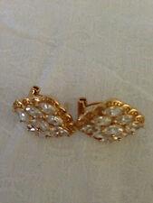 18k Gold Filled Luxury Earrings CZ stone