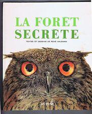 HAUSMAN. La Forêt secrète. Dupuis 1964. Superbe état