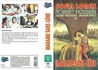 (VHS) Madame Sans-Gêne - Sophia Loren, Robert Hossein, Renaud Mary, Léa Gray