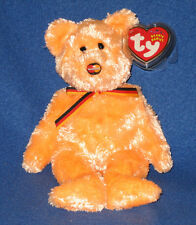 TY MC II 2 BEAR BEANIE BABY - MINT MASTERCARD EXCLUSIVE MINT TAGS