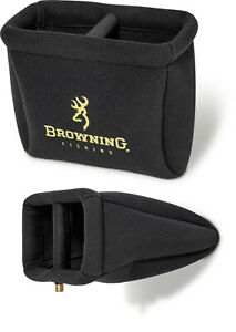 Browning Polesafe Double Pole Sock Angler Fishing Roosts - 17 CM