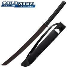 "Cold Steel - TACTICAL KATANA MACHETE 24"" Blade w/ Cor-Ex Sheath 97TKMZ *NEW*"