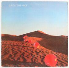 The Nice, Elegy  Vinyl Record *USED*