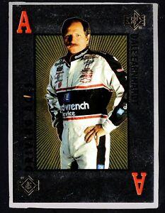 1996 SP #KR1 Dale Earnhardt Jeff Gordon Driving Aces HTG 340