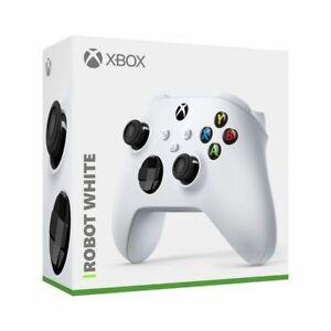 Xbox Wireless Controller- Robot White (Series X/S & Xbox One) Official Microsoft