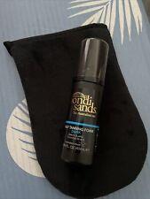 Bondi Sands Self Tanning Foam Dark 1.35 FL. Oz and Mitt Australian Made Freeship