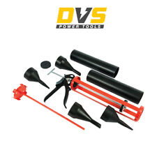Concept 210018 Standard Pointing and Grouting Gun with Attachments