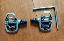 Shimano SPD PD A520 Pedals Road Bike Touring MTB