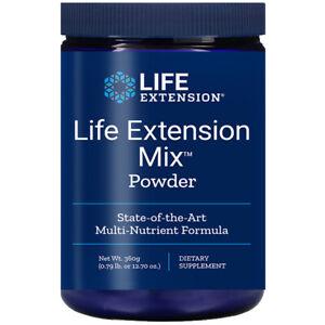 Life Extension Mix Powder 12.7oz 360g Quercetin/Lycopene/Luteolin