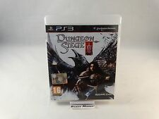 DUNGEON SIEGE III 3 - SONY PS3 PLAYSTATION 3 - PAL - COMPLETO