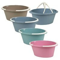 50 Litre Oval Laundry Basket Lid Washing Bin Hamper Storage Large Capacity Dirty