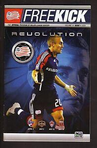 New England Revolution--Taylor Twellman--2009 Program