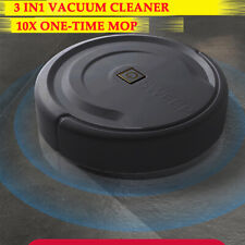 3 IN 1 Smart Floor Robot Vacuum Cleaner Mop Automatic Laser Distance Sensor Edge