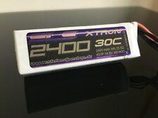 SLS XTRON 2400mAh 4S1P 14.8V 30C/60C mit XT-60 Stecker! Qualitäts-Lipo Akku