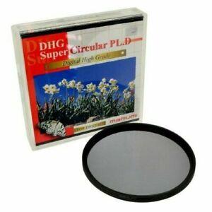 62mm Marumi DHG Super Circular Polarizer P.L.D  Lens Filter