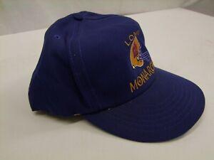 London Monarchs American Football Baseball Cap plus Alcatraz - USED