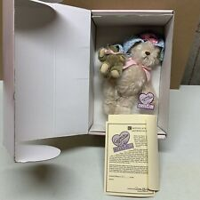 """Annette Funicello Collective Bear Company """"Patti And Kate� Bears In Box"""