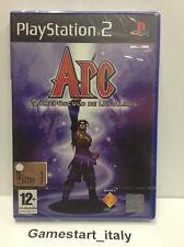 ARC EL CREPUSCOLO DE LAS ALMAS (PS2) VIDEOGIOCO PLAYSTATION 2 NUOVO NEW GAME