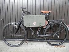 Borsa sottocanna medica militare telaio bicicletta militare svizzera o vintage