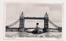 london  londre tower bridge