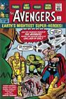 Marvel Avengers Spider-Man Hulk Iron Man Comic Cover Art Canvas Signed Stan Lee