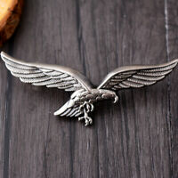 WW2 German Luftwaffe Eagle with Iron Cross Custom Military Medal Order Badge Pin