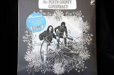 """Condado de Perth conspiración Psych/folk Remasterizada 12"""" Vinilo Lp + Folleto Nuevo/Sellado"""