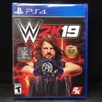 WWE 2K19 (PlayStation 4) BRAND NEW / Region Free // In Stock