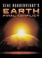 Earth - Final Conflict - Season 4 (Keepcase) ( New DVD