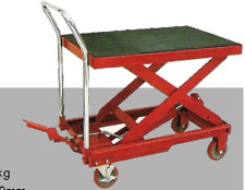 SCISSOR LIFT - 500 kgs PART NO. WH7540