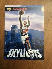 Kevin Johnson 1993-94 upper deck skylights card #472
