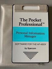 Sparcom PIM card for HP48SX (VERY RARE)