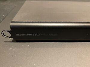 AMD Radeon Pro 580X - Mac Pro (7,1 - 2019) MPX Module (A2241)