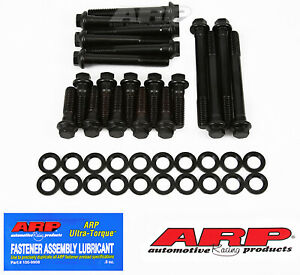 ARP-144-3601 ARP Cylinder Head Bolts, Hex Head, High Performance, For Chrysler S