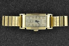 VINTAGE HAMILTON CALIBER 980 WRISTWATCH RUNNING AND KEEPING TIME