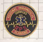 Regional Paramedical Services Patch - RPS - Alabama