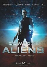 Cowboys & Aliens - Graphic novel di Rosenberg Van Lente e Foley Calero Lima