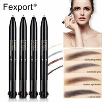 4 In 1 Eyebrow Pen Eyeliner Eye Lip Liner Pencil Waterproof Makeup Cosmetic Tool
